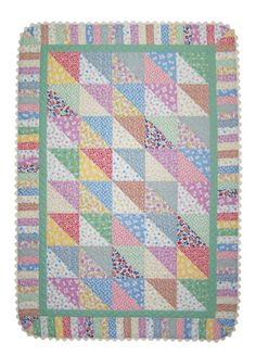 eleanor burns quilt patterns | Dessert Time: Eleanor Burns Signature Quilt Pattern - Quilt in a Day ...