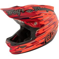 Troy Lee Designs D3 Code Adult MTB Helmets