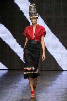 Outfit (minus shoes): 5 || Donna Karan
