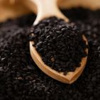 Black Seed - 'The Remedy For Everything But Death. Kills MRSA, Analgesic (Pain-Killing) Anti-Bacterial, Anti-Inflammatory, Anti-Ulcer, Anti-Cholinergic, Anti-Fungal, Ant-Hypertensive, Antioxidant, Antispasmodic, Antiviral, Bronchodilator, Gluconeogenesis Inhibitor (Anti-Diabetic) Hepatoprotective (Liver Protecting) Hypotensive, Insulin Sensitizing, Interferon Inducer, Leukotriene Antagonist, Renoprotective (Kidney Protecting) Tumor Necrosis Factor, Alpha Inhibitor