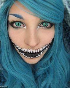 Скачать Хэллоуин рисунки на лице для детей 1 750x1000