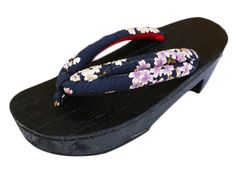 May Satsuki Lady's Browned Kiri Ukon Geta Wood Clogs Sandals for Japanese Kimono and Yukata >>> Want to know more, click on the image.