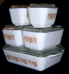 a very uncommon Sandalwood refrigerator dish set