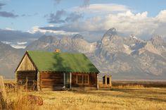 Grand Teton National Park (my pic)