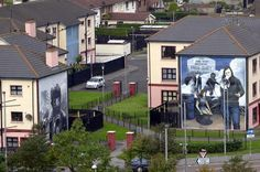 Londonderry, Ireland. The Bogside murals, are a huge draw for visitors nowadays and commemorate the Republican struggle for freedom. Mostly painted on the gable ends of buildings they are a striking reminder of a part the city's more recent history.