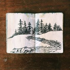 Sketchbook by Tabatha Dougherty