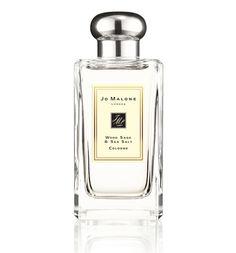 Parfum Wood Sage & Sea Salt de Jo Malone http://www.vogue.fr/beaute/shopping/diaporama/parfums-rentree-2014/19955/image/1042148#!wood-sage-amp-sea-salt-de-jo-malone
