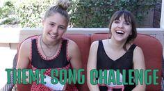 Theme Song Challenge with Olga Kay!