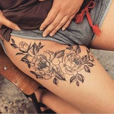 So pretty. ❣ Follow @tattooinkspiration for more !!                                                                                                                                                                                 More