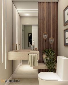 Washroom Design, Toilet Design, Bathroom Design Luxury, Modern Bathroom Design, Modern Luxury Bathroom, New Bathroom Designs, Modern Bathrooms, Minimalist Bathroom, Lavabo Design