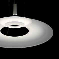 FLAMINGO LED pendant lamp by Vibia design Antoni Arola