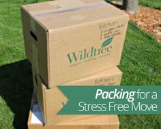 Packing for your move can seem like a daunting task, but with these helpful tips, packing will hardly feel like a task!