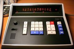 Sharp Compet 16 from 1968