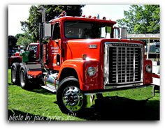 1973 International Transtar 4200   Flickr - Photo Sharing!