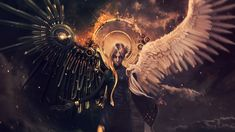 Angels And Demons Background images