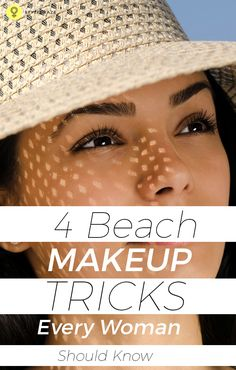 4 Beach Makeup Tricks Every Woman Should Know: While the winds blow harsh, dry and humid, you may want to choose makeup routines that not only suit the climate, but are friendly to the skin tone too. Here are a few ways to catch up with the Ace of Base girls and the guy too, yes! Men too need a little touch up to beat the cruel summer invasion!