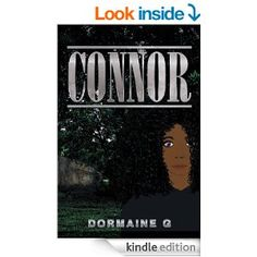Sahara Foley Books and Book Reviews: CONNOR by Dormaine G