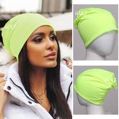 Women Men Unisex Slouch Winter Knit Hip hop Cap Beanie Baggy Hat Ski Crochet Skullies Beanies #Affiliate