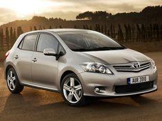 Toyota Auris (2010 – 2012).
