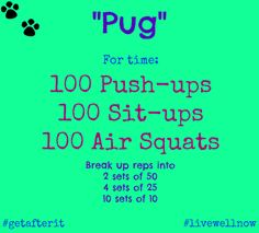 10 minute quickie full body WOD #crossfit #getafterit #livewellnow