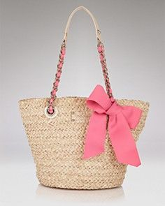 kate spade Summer beach bag- this has to be mine!
