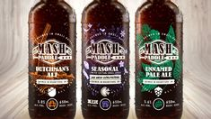 Mash Paddle Brewing Co. on Packaging of the World - Creative Package Design…