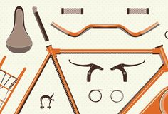 ...Bicycle Illustration