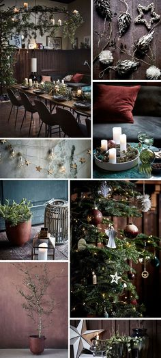Holiday Décor Trends and Inspiration from Five Scandinavian Brands