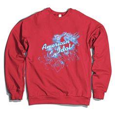 American Idol Shattered 2 Crewneck Sweatshirt