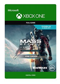 #9: Mass Effect: Andromeda Deluxe Edition - Pre-load - Xbox One Digital Code