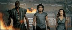 Heroes of the ancient world, frozen in time. #PompeiiMovie
