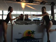 Let's make a toast for such an awesome summer awaiting in this DJ booth :)