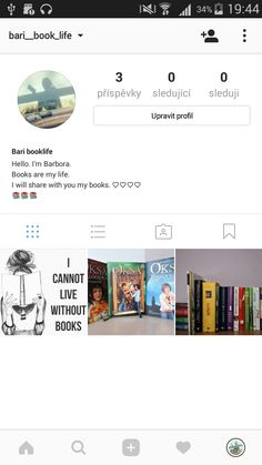 Follow me https://www.instagram.com/bari__book_life/