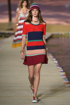 New York Fashion Week: Tommy Hilfiger: rumbo al Caribe - Foto 1 de 60   Yodona   EL MUNDO