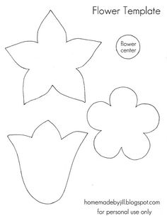 flower templates for card table playhouse
