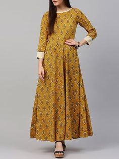 Check out what I found on the LimeRoad Shopping App! You'll love the mustard cotton flared kurta. See it here http://www.limeroad.com/products/14597031?utm_source=6c79537446&utm_medium=android