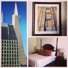 """@Jenne Carr's photo: """"Views of the TransAmerica building and the bay in the distance. #sf #omniescape #omni"""""""