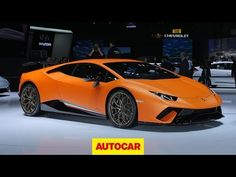 video 631bhp lamborghini huracan performante examined