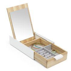 Umbra Reflexion Jewelry Box