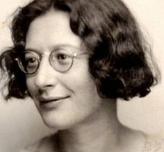 It's the quality of our attention to the people and things that increases our chances of escape barbarism lurking inside us .  Simone Weil - 1909.1943 Philosopher , humanist, activist
