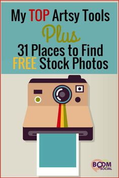 31 places to find FREE stock photos