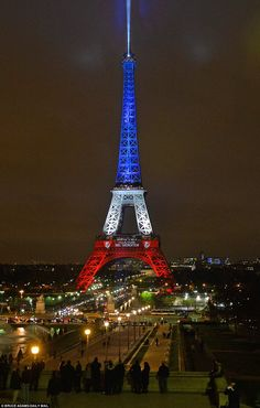 November 17, 2015 Paris. Vive La France!