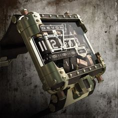 In this article, cool watches and the most interesting watch designs with you.