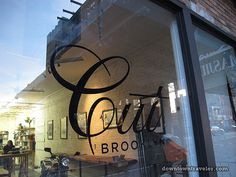 Cut Brooklyn homemade knives in Gowanus by Downtown Traveler, via Flickr