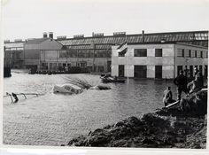 Havendijk Bergen op Zoom (jaartal: 1950 tot 1960) - Foto's SERC