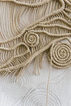 Berlin-based textile designer Nadine Goepfert skillfully experiments with fashionable conventions — Freunde von Freunden