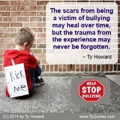 Anti-Bullying Quotes by Ty Howard   Inspirational Anti-Bullying ...