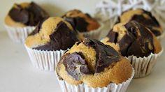 Muffins marbré au thermomix