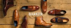 Barker Shoes for Men and Women