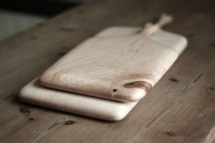 "Head & Haft - ""The shape and style of the boards is usually..."